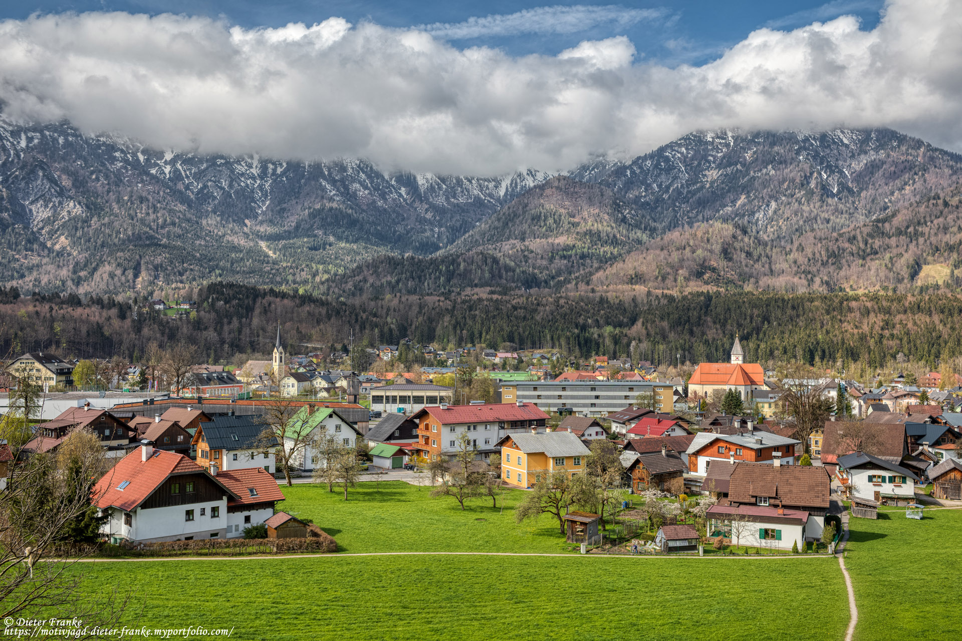 Bankerl 2 - Schötzenwaldweg