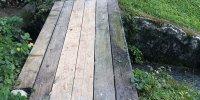 Brückenerneuerung am Eidenbergerweg